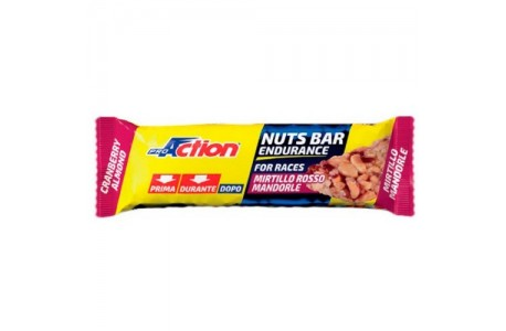 PRO ACTION Nuts Bar