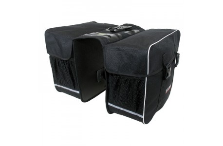 M-WAVE Double Carrier Bags 1