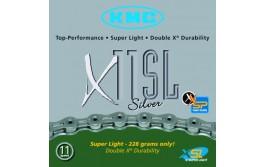 KMC X11 SL Silver NP