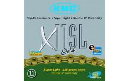 KMC X11 SL Gold Ti