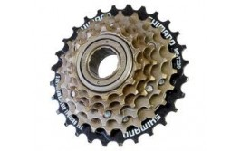 SHIMANO MF-TZ20 6speed