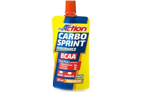 PRO ACTION Carbo Sprint BCAA