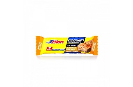 PRO ACTION Choco Nuts Bar