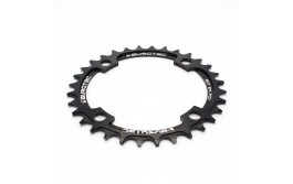 Burgtec 104 BCD Thick Thin Chainring