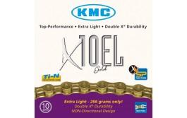 KMC X10 EL Gold Ti