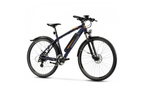 "Lombardo Valderice MTB E-Bike 27.5"""